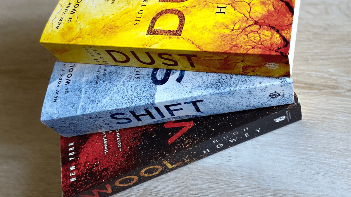 Review: Hugh Howey Silo Series (Wool, Shift & Dust)