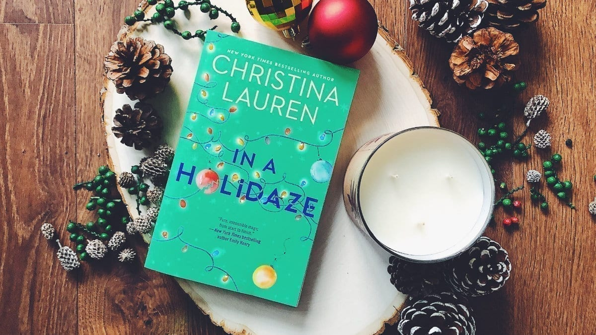 History Repeating: Review of In A Holidaze by Christina Lauren - Fully Booked
