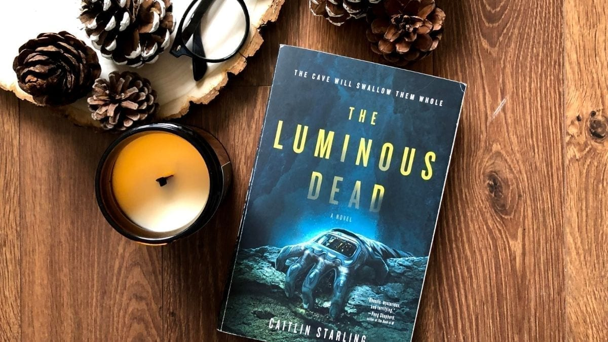 The Luminous Dead Review: Gripping Survival Sci-Fi Horror