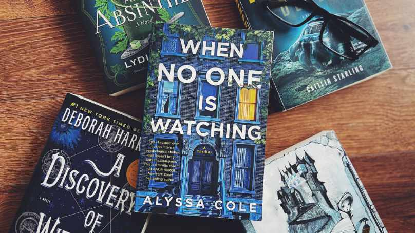 Get Out! Review of When No One is Watching by Alyssa Cole