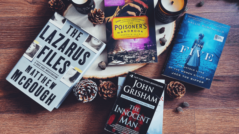 Social Injustice: 10 True Crime Books That Delve Into Much Deeper Issues