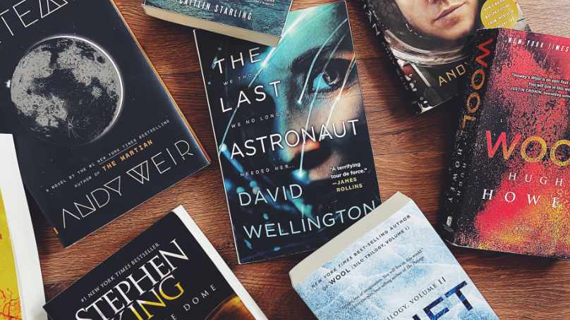 Science Fiction, Double Feature: Science Fiction Literature Month at Fully Booked